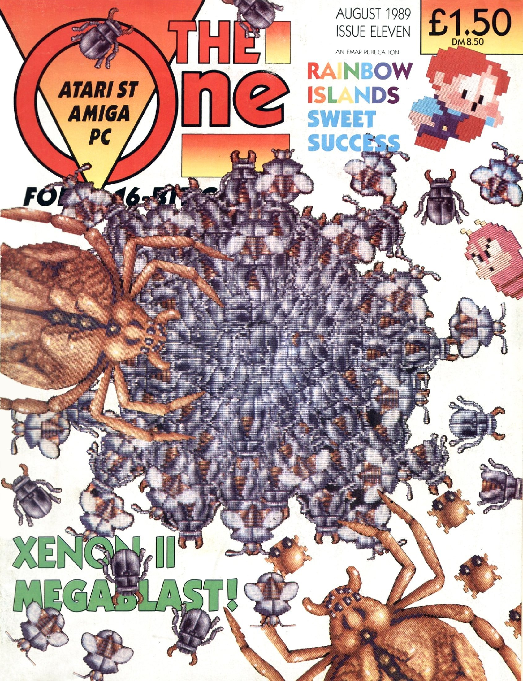 The One 011 (August 1989)