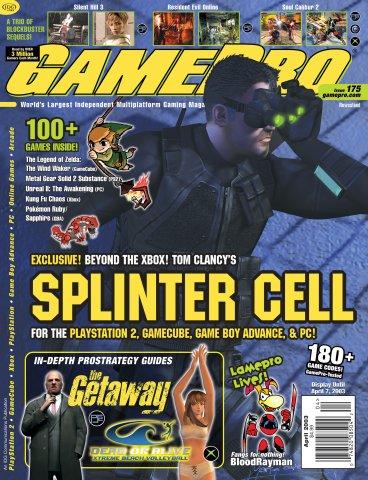 GamePro Issue 175 (April 2003)