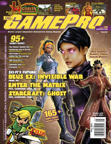 GamePro Issue 176 (May 2003)
