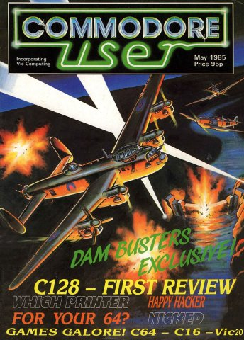 Commodore User Issue 20 (May 1985)