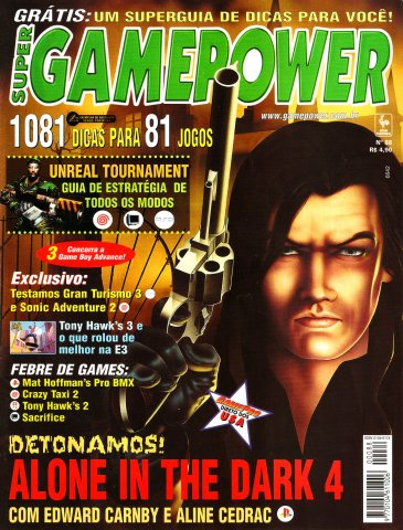 SuperGamePower Issue 088 (July 2001)