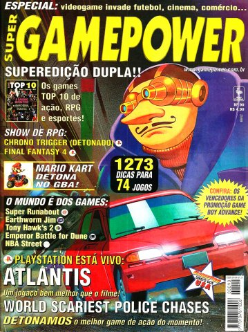 SuperGamePower Issue 090 (September 2001)