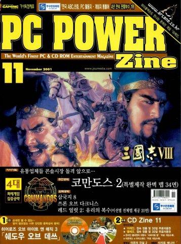 PC Power Zine Issue 076 (November 2001)