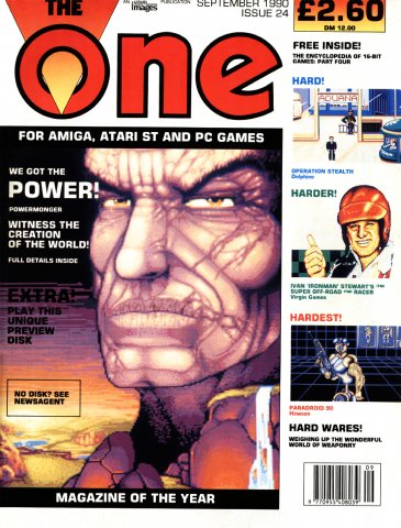 The One 024 (September 1990)