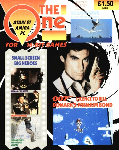The One 010 (July 1989)