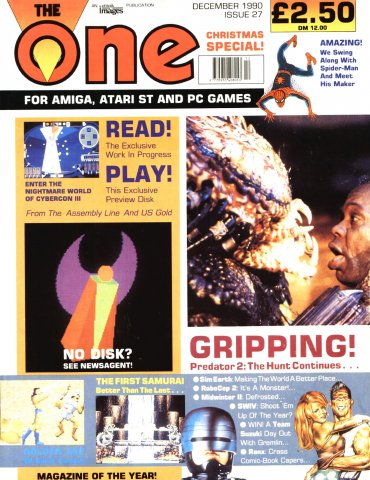 The One 027 (December 1990)