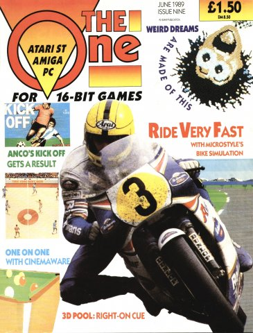 The One 009 (June 1989)