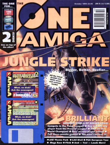 The One 073 (October 1994)