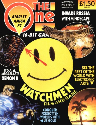 The One 008 (May 1989)