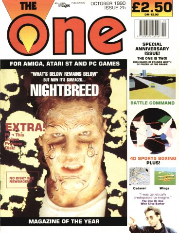The One 025 (October 1990)