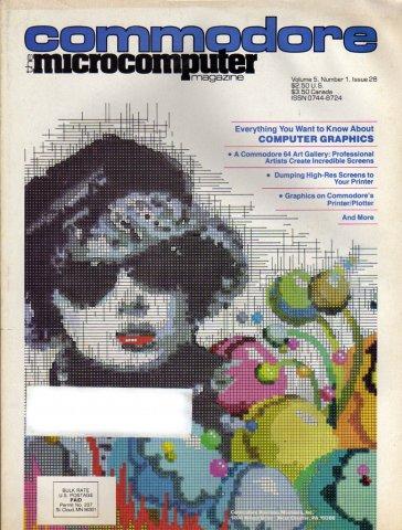 Commodore Microcomputers
