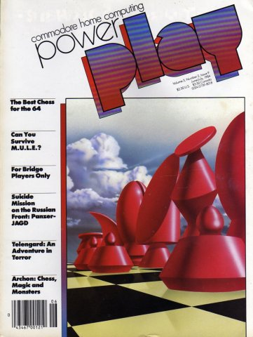 Commodore Power/Play Issue 009