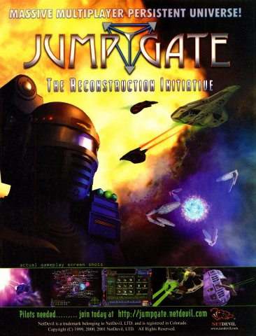 Jumpgate: The Reconstruction Initiative