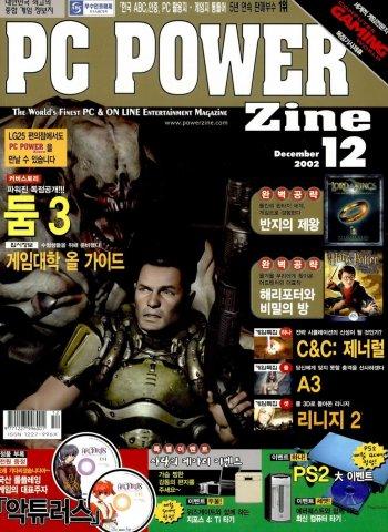 PC Power Zine Issue 089 (December 2002)