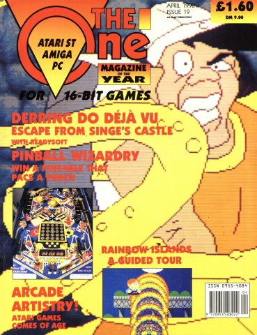The One 019 (April 1990)