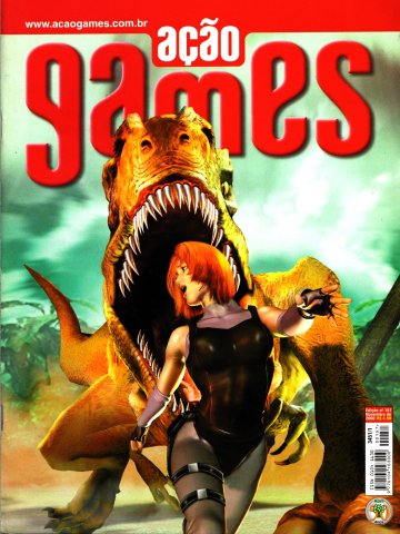 Acao Games Issue 157 (November 2000)