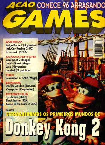 Acao Games Issue 099 (January 1996)