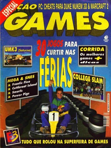 Acao Games Issue 104 (June 1996)