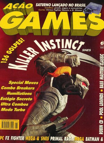 Acao Games Issue 091 (September 1995)