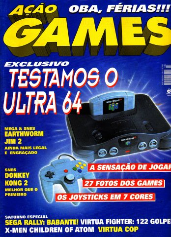 Acao Games Issue 097 (December 1995)