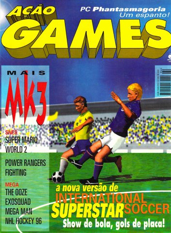 Acao Games Issue 094 (November 1995)