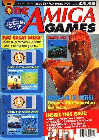 The One 038 (November 1991)