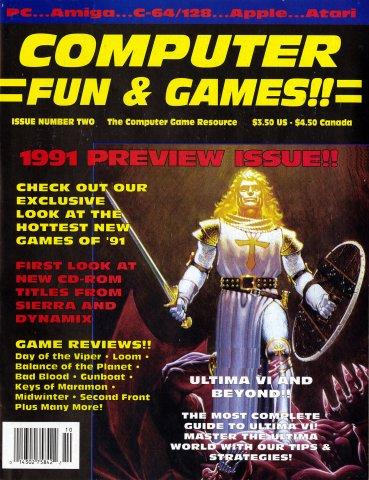 Computer Fun & Games!!