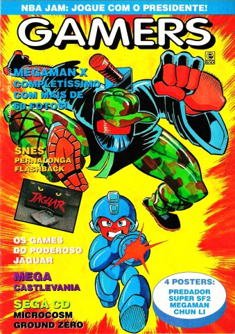 Gamers Issue 01 (1994)