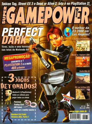 SuperGamePower Issue 075 (June 2000)