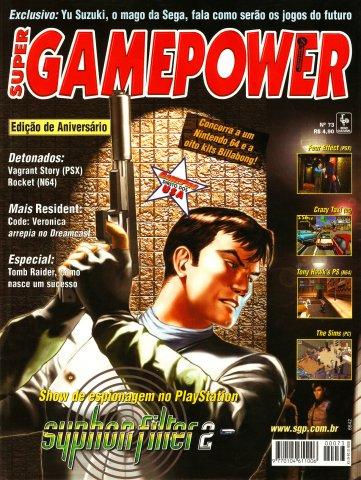 SuperGamePower Issue 073 (April 2000)