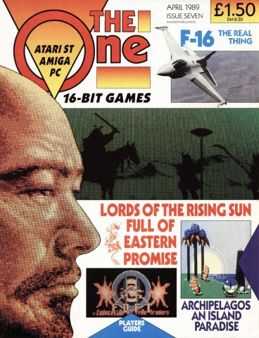 The One 007 (April 1989)