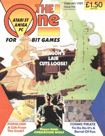 The One 005 (February 1989)