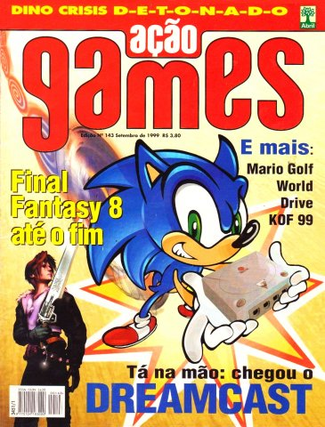 Acao Games Issue 143 (September 1999)