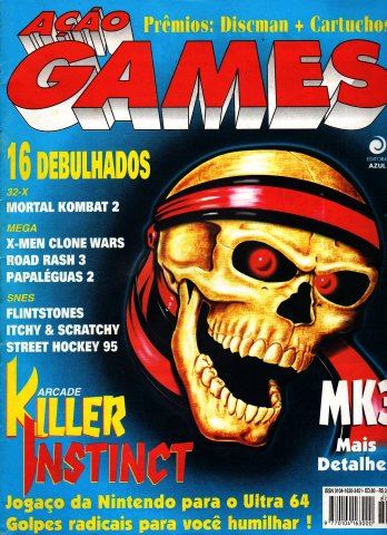 Acao Games Issue 080 (April 1995)