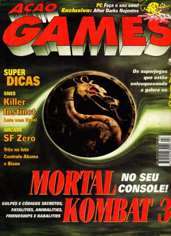 Acao Games Issue 093 (October 1995)