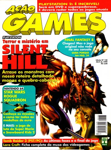 Acao Games Issue 138 (April 1999)