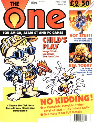 The One 031 (April 1991)