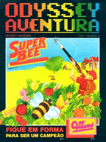 Odyssey Aventura Issue 6 (1984)