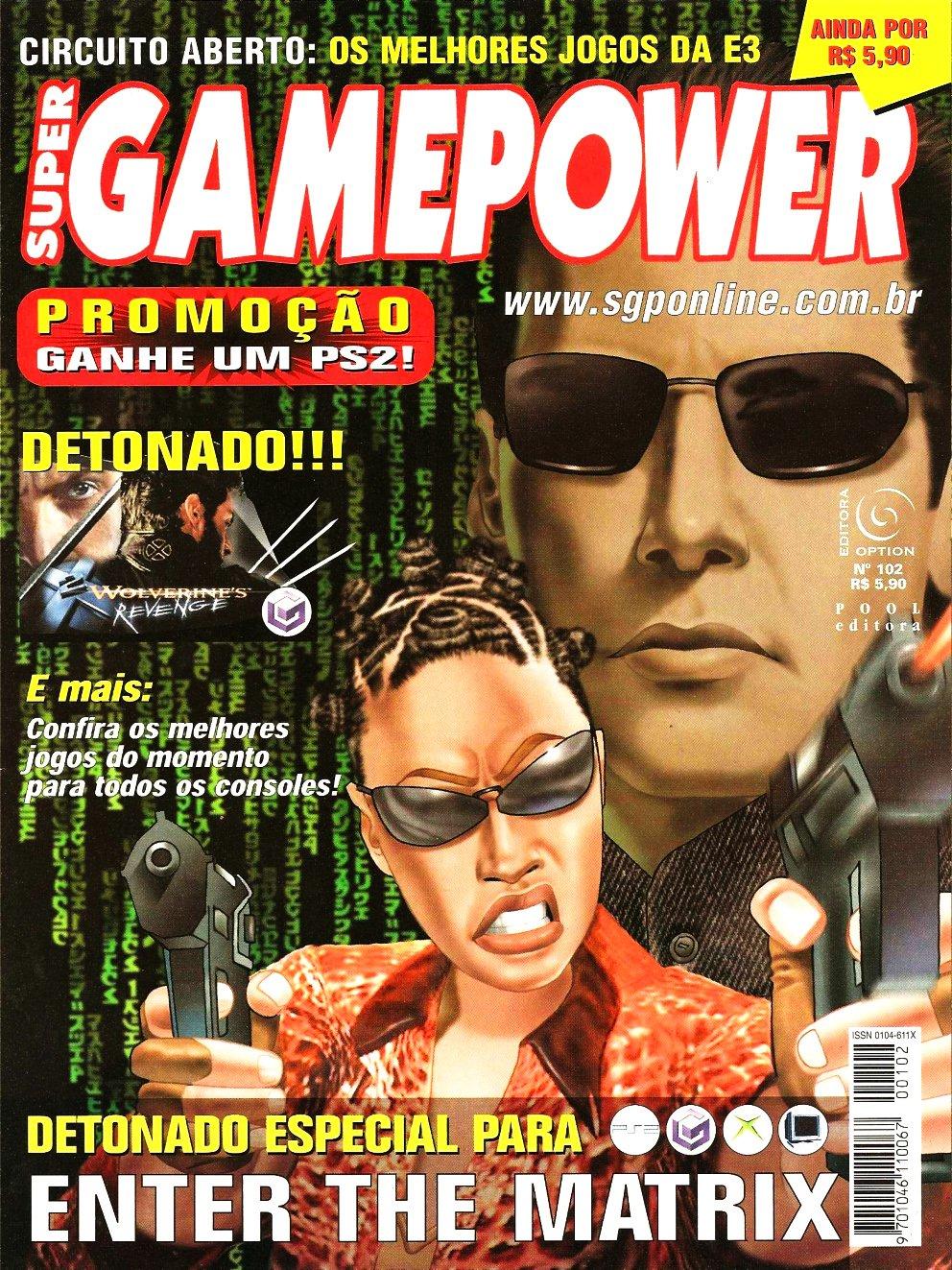 SuperGamePower Issue 102 (2003)