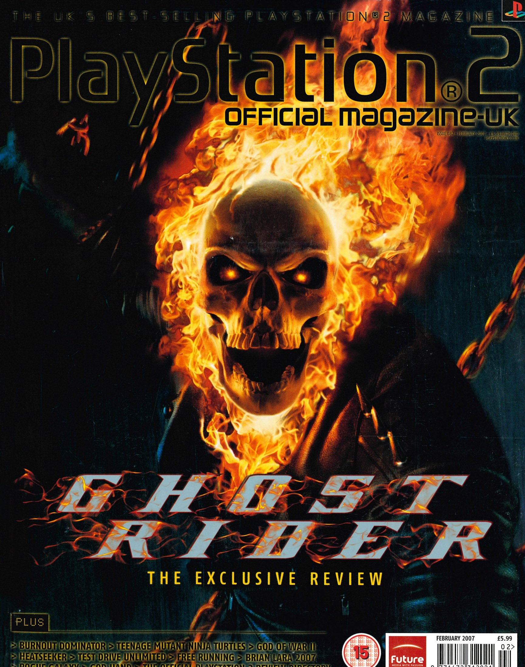 Official Playstation 2 Magazine UK 082 (February 2007)