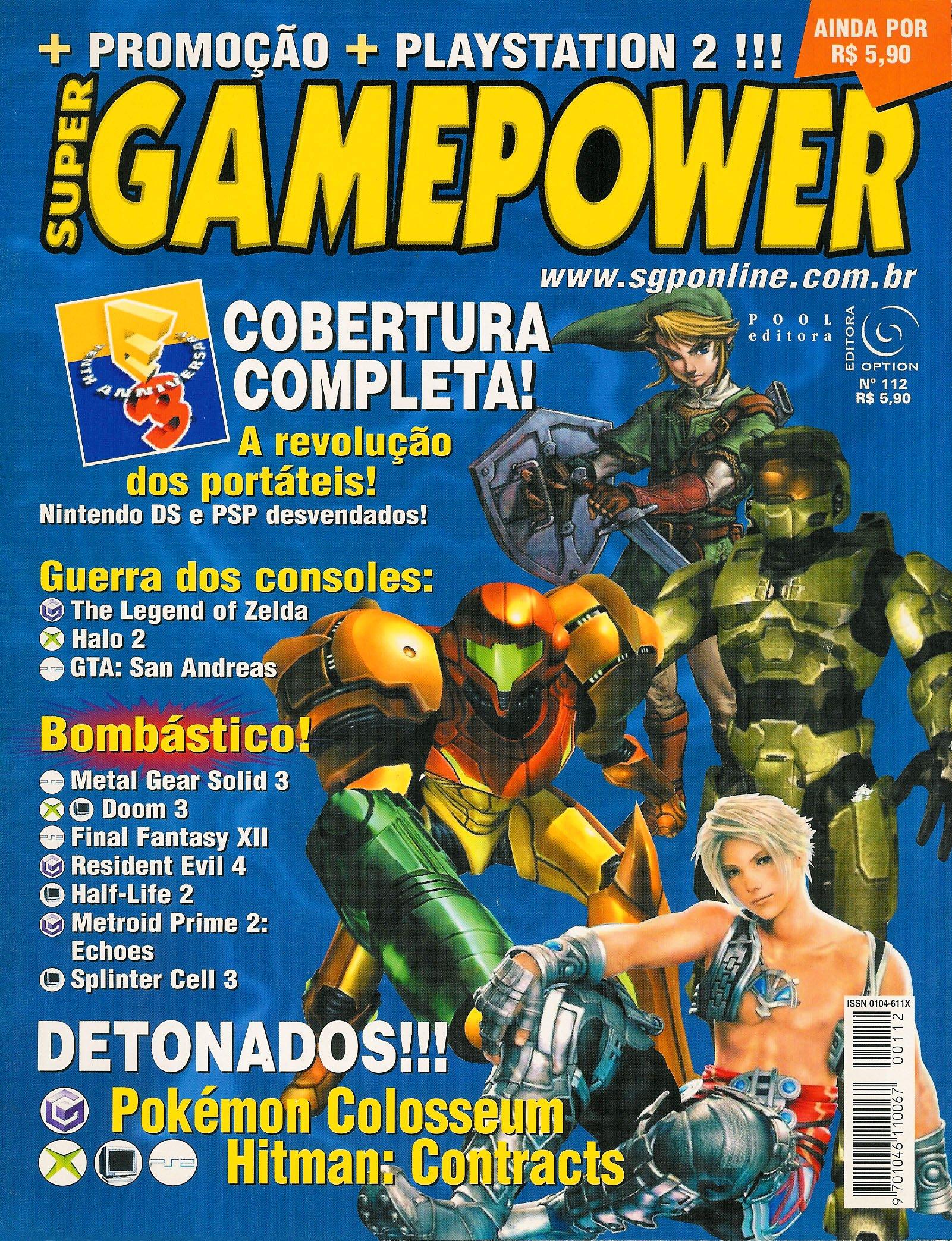 SuperGamePower Issue 112 (2004)