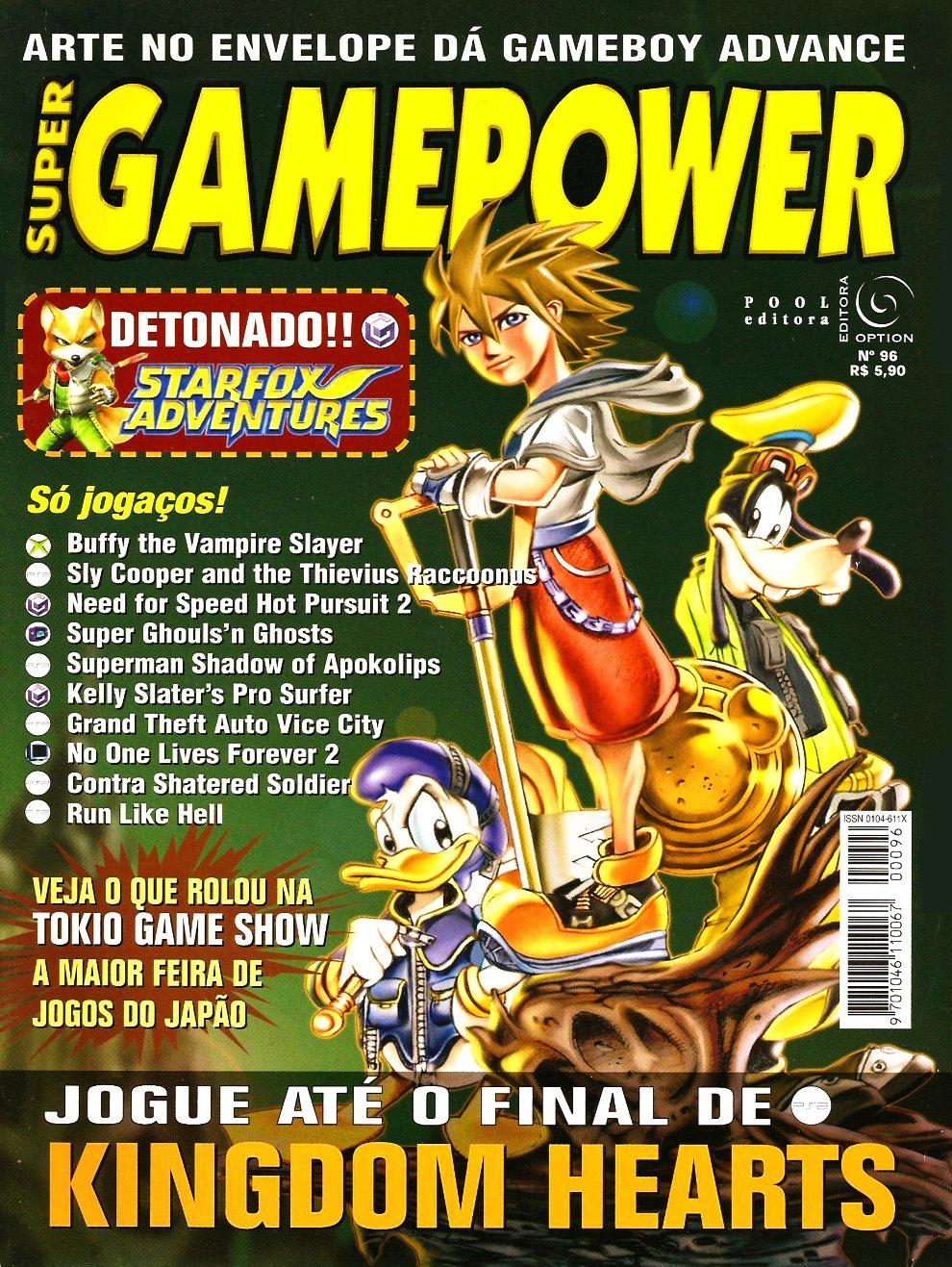 SuperGamePower Issue 096 (October 2002)