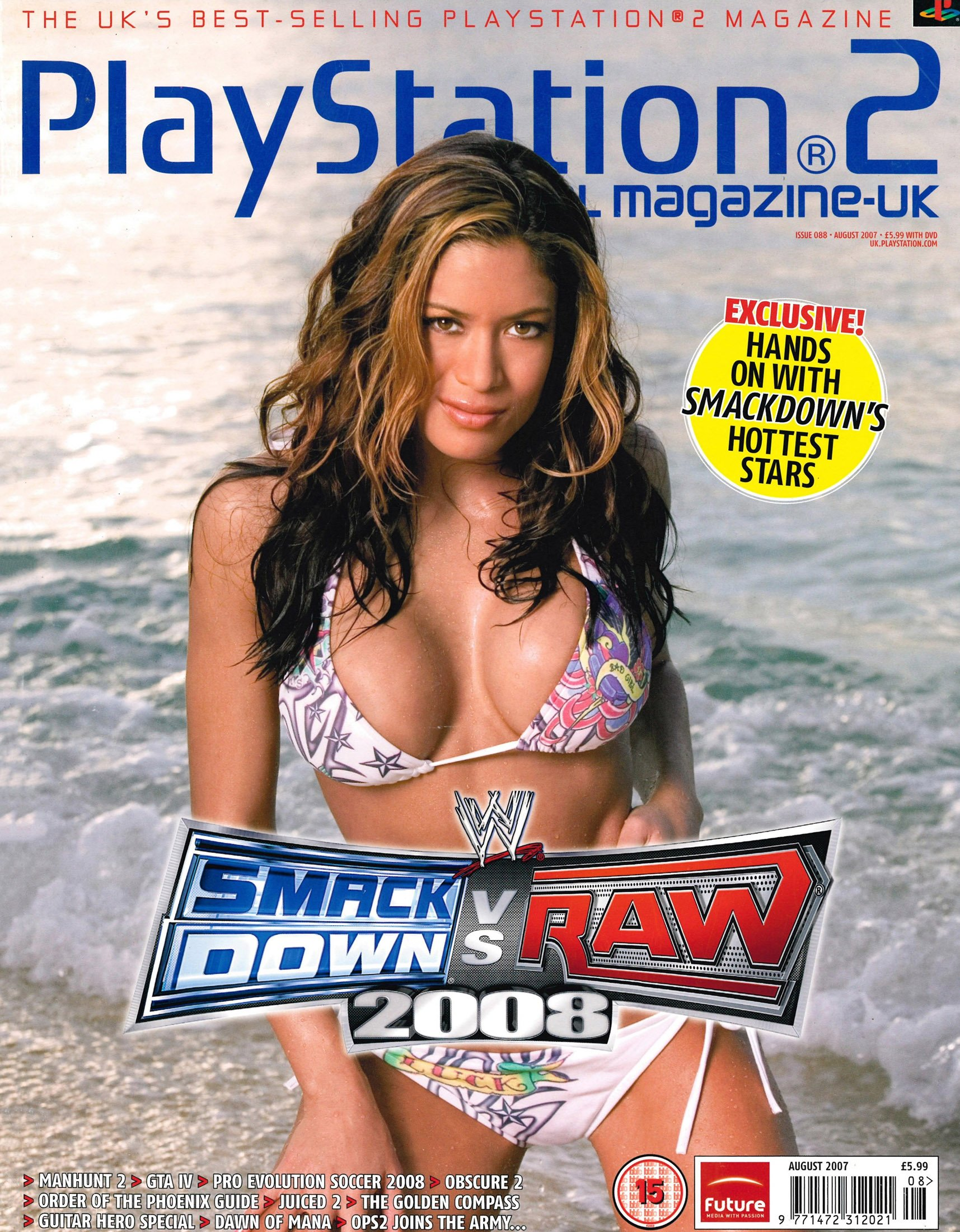 Official Playstation 2 Magazine UK 088 (August 2007)