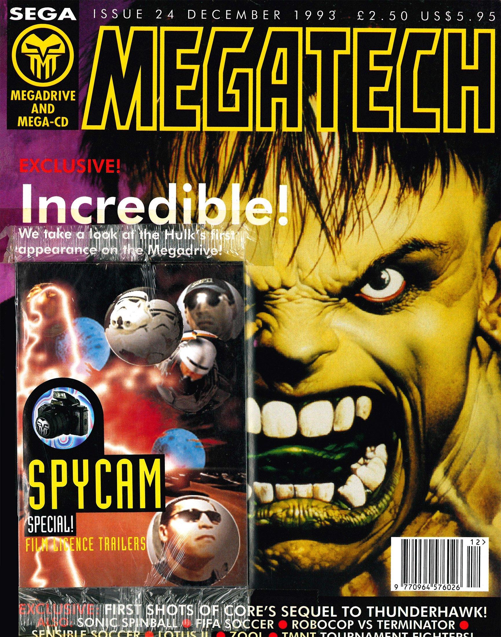 MegaTech 24 (December 1993)