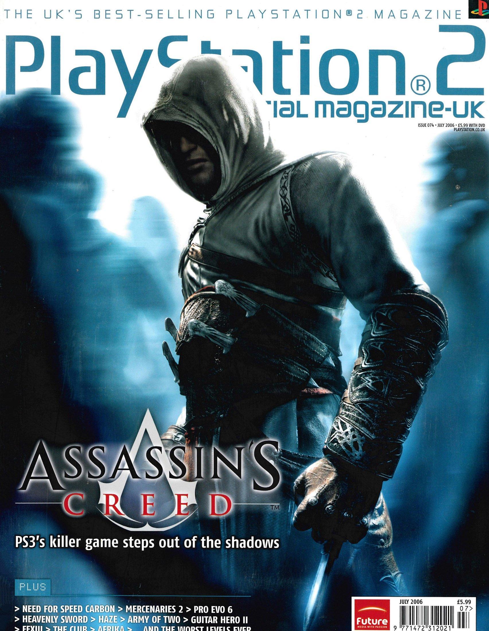 Official Playstation 2 Magazine UK 074 (July 2006)