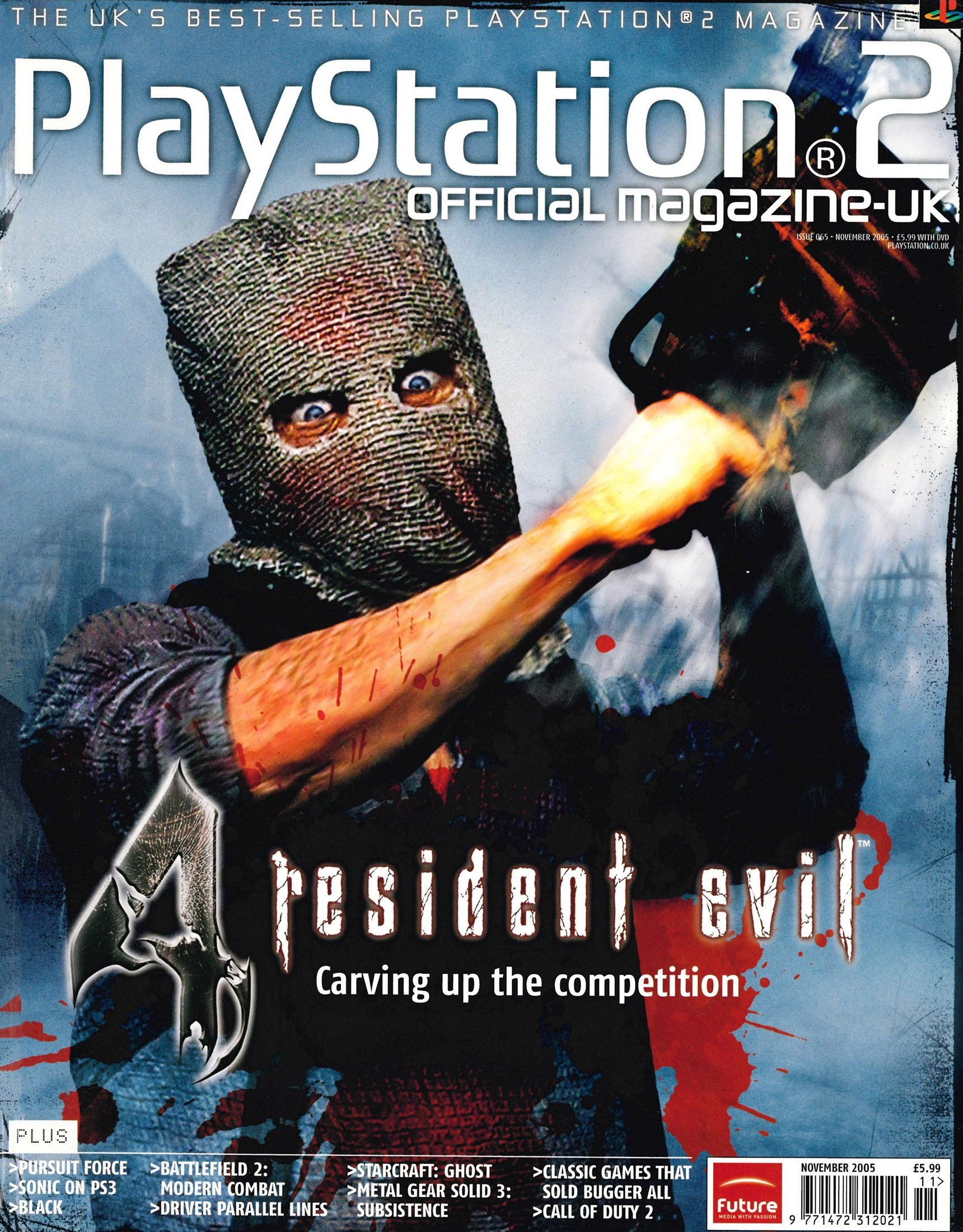 Official Playstation 2 Magazine UK 065 (November 2005)