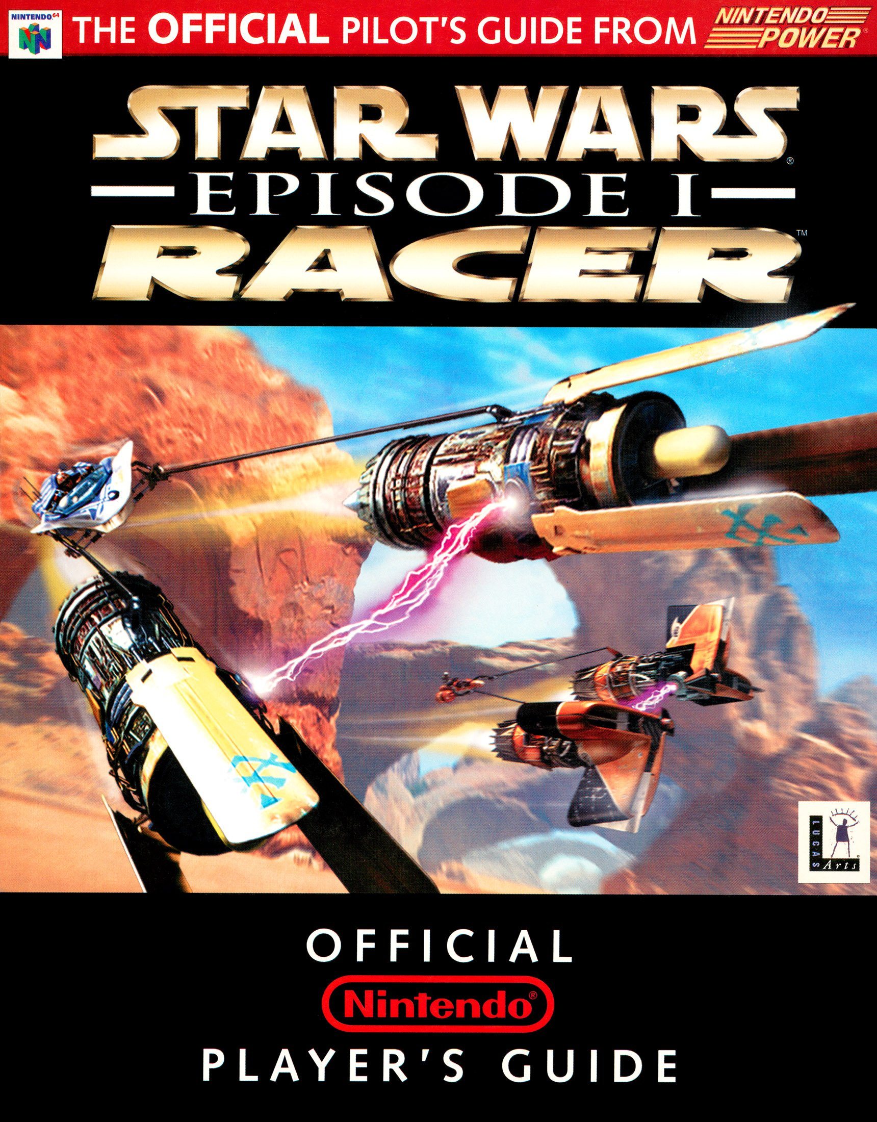 Star Wars: Episode I - Racer Player's Guide
