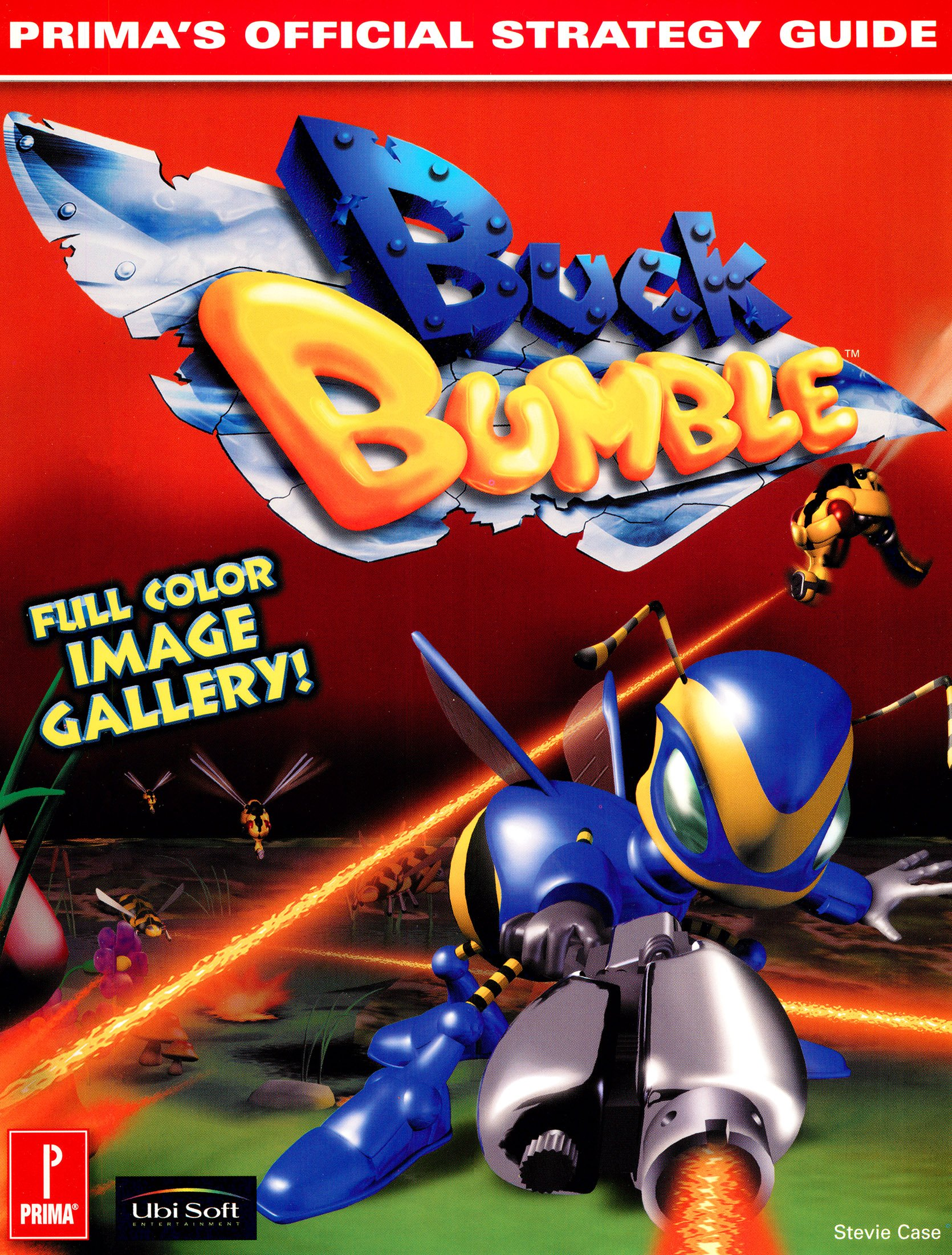 Buck Bumble - Prima's Official Strategy Guide