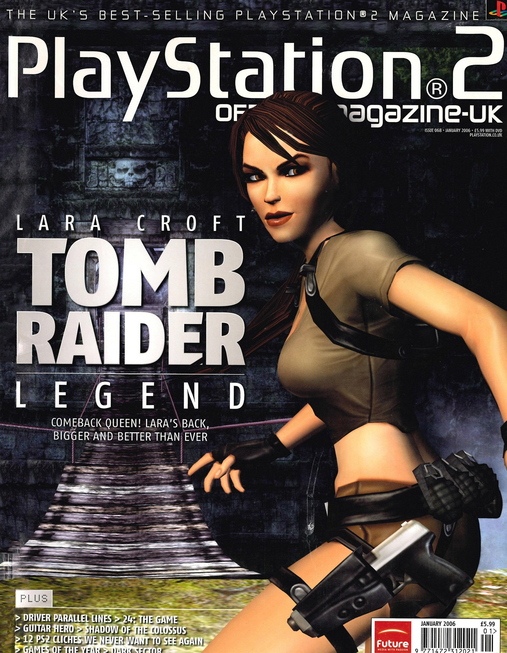 Official Playstation 2 Magazine UK 068 (January 2006)
