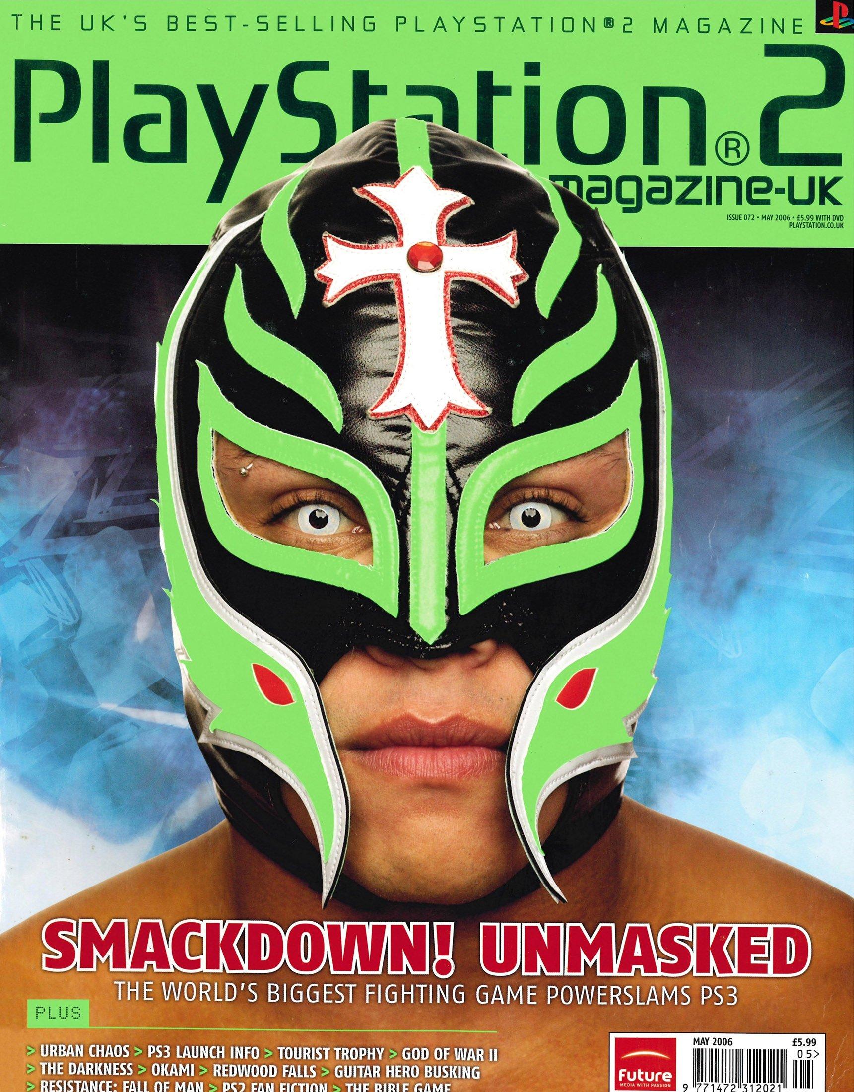 Official Playstation 2 Magazine UK 072 (May 2006)